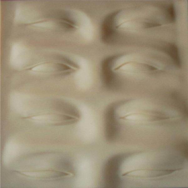 Übungsmatrize 3 D Augen