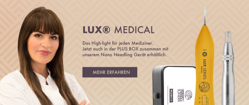 "Premium Gerät Plasma Lifting ""Lux"""" © Medical in Plus Box"