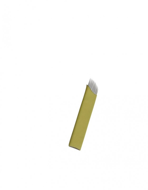Nadeln - Blade 14 Kurve