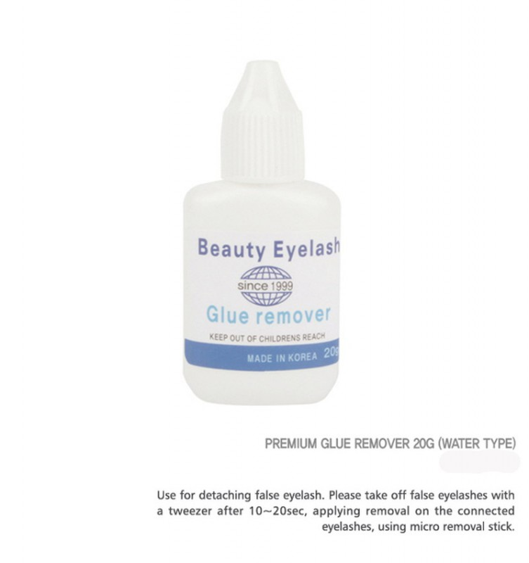 Eyelash Remover Gel 20 ml