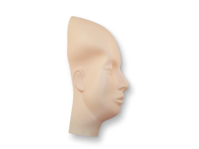 Maske für Übungskopf