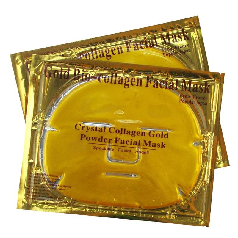 Nano Gold Gesichtsmaske