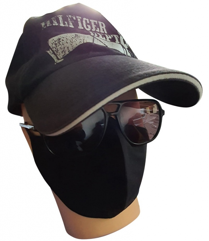 "Atemschutz Maske Black Serie ""LUX ""©"