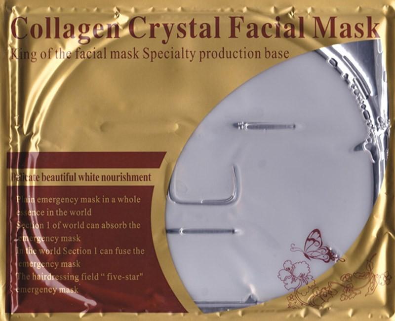 Kollagen Crystal Gesichtsmaske