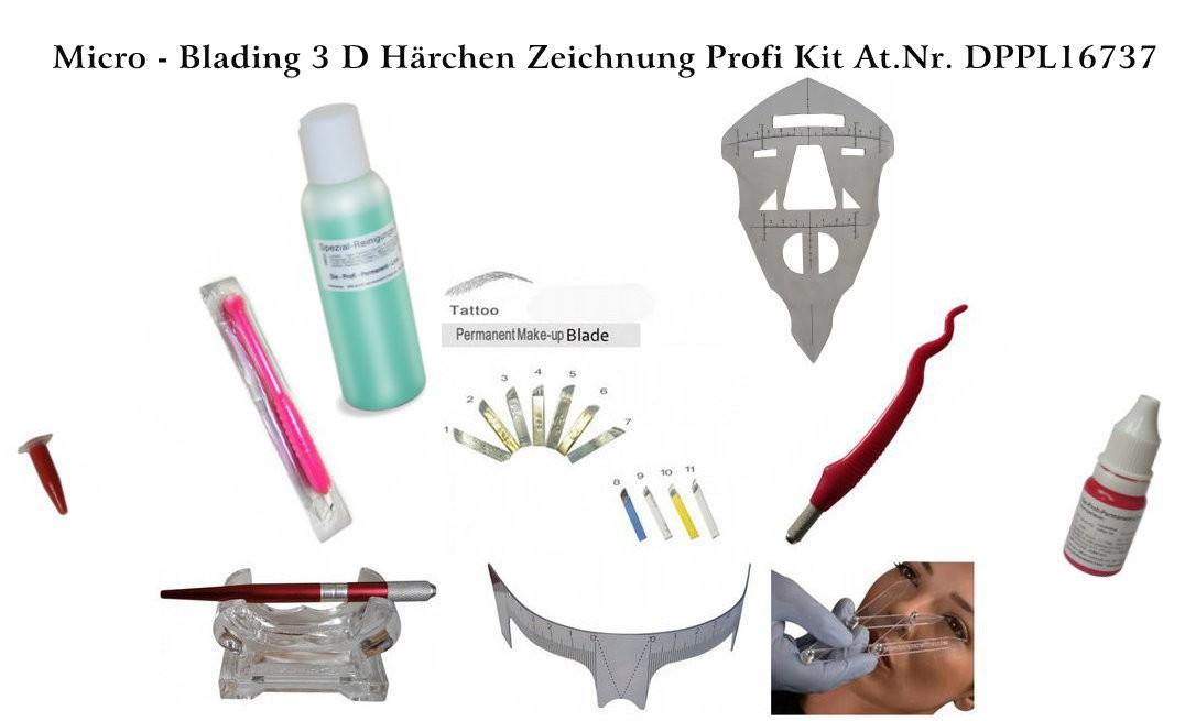 Micro Blading Profi Kit